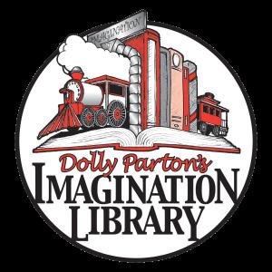 Imagination Library Logo on TWRCS