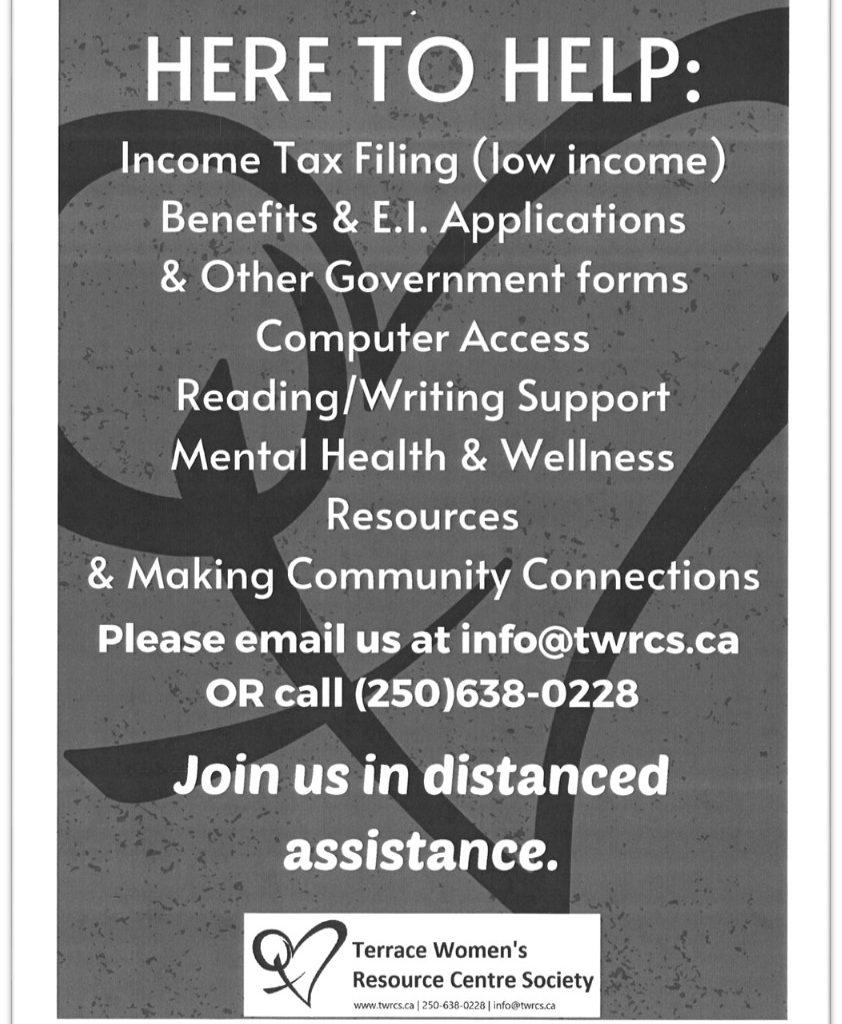 TWRCS Government stuff Poster