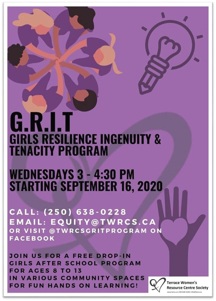 TWRCS Grit Poster