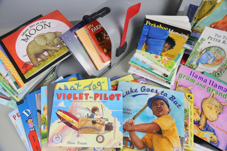 Literacy Support - Imagination Library