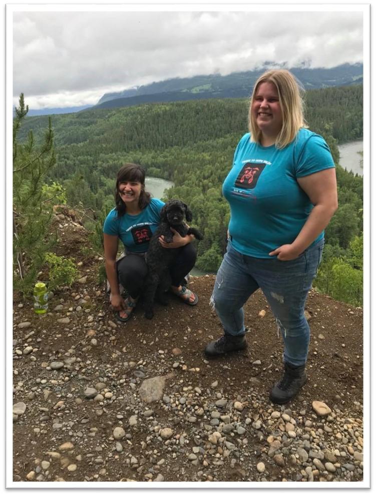 TWRCS Staff - Tears to Hope Walk