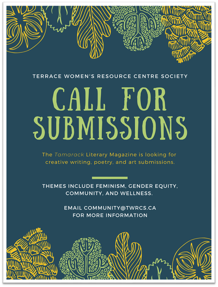 TWRCS call for submissions Poster