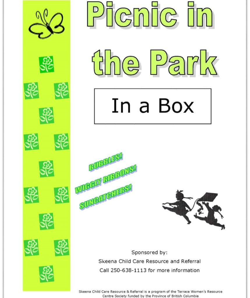 TWRCS picmic in the park Poster