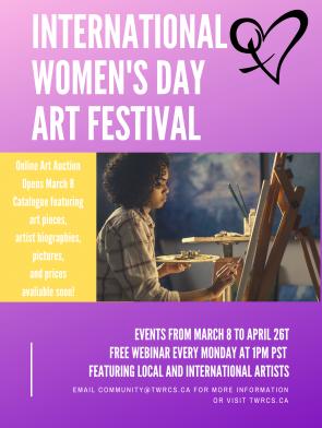 TWRCS - International women's day